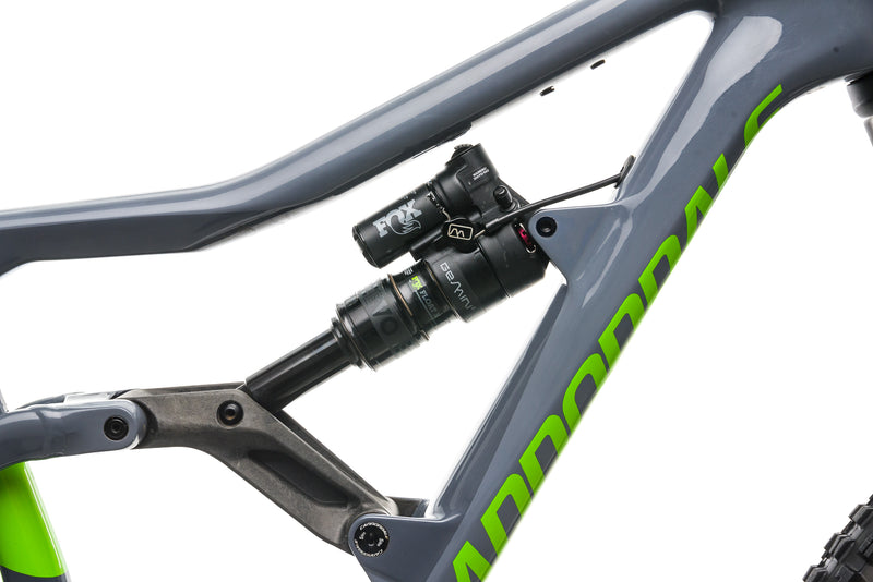 Cannondale Trigger 2 Mountain Bike - 2018, Medium front wheel