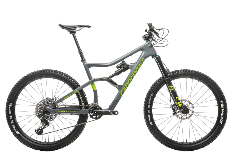 Cannondale Trigger 2 Mountain Bike - 2018, Large drive side