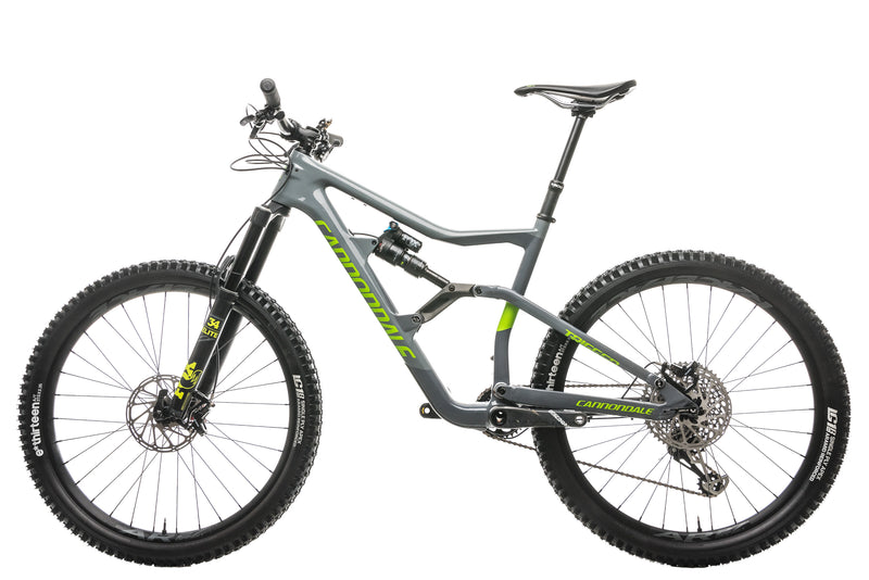 Cannondale Trigger 2 Mountain Bike - 2018, Large non-drive side