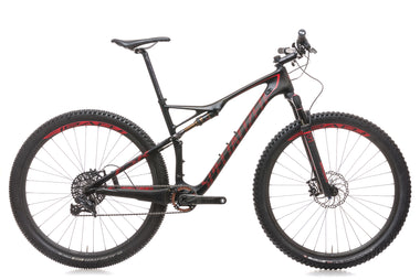 Specialized Epic FSR Expert Carbon WC Large Bike - 2014