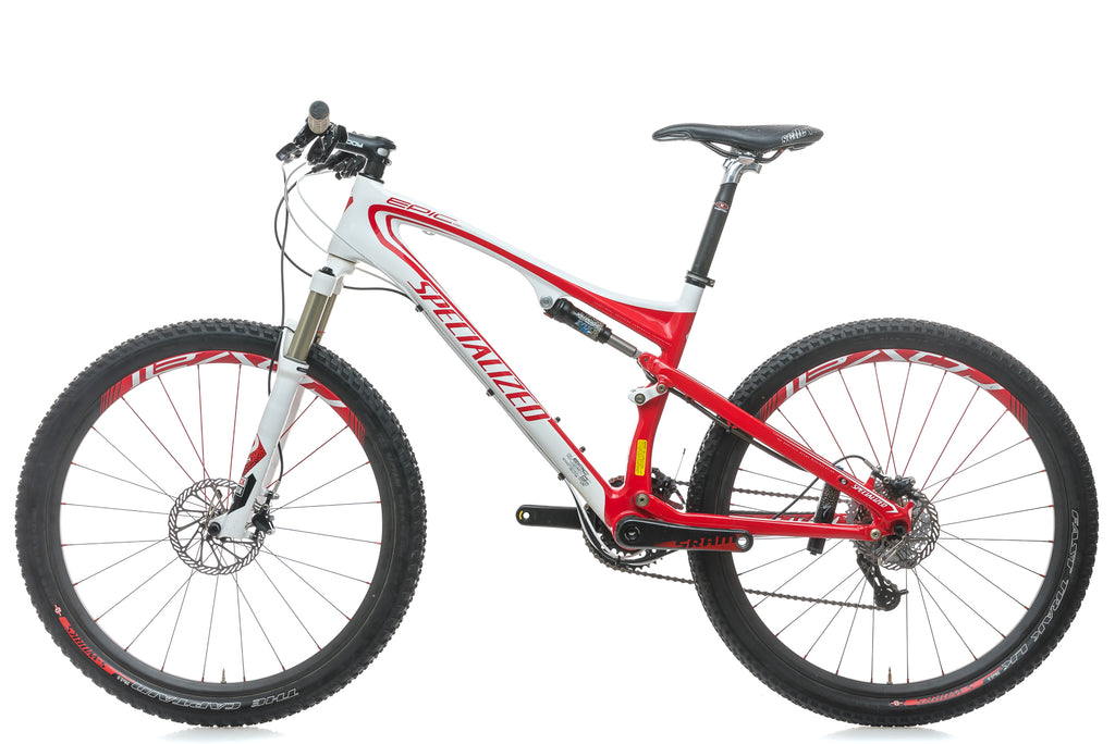 Specialized Epic Expert Carbon Medium Bike - 2011
