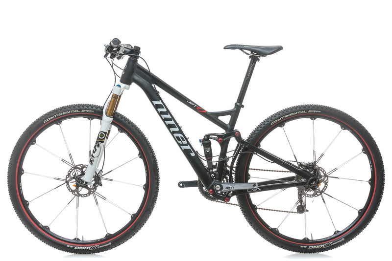 Niner Jet 9 Alloy Small Bike - 2013 non-drive side