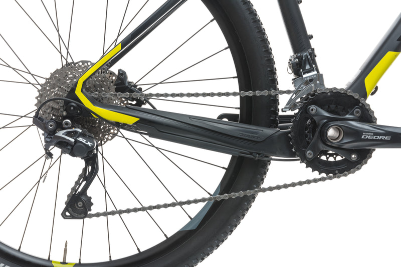 Giant XTC Advanced 27.5 3 Medium Bike - 2016 drivetrain