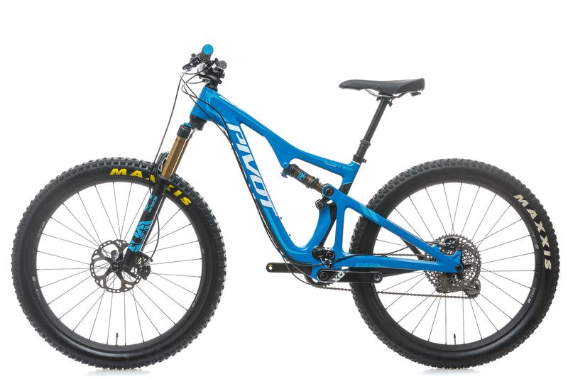 Pivot Mach 429 Trail Small Bike - 2018 non-drive side