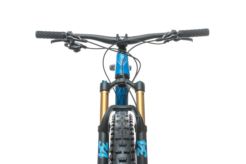 Pivot Mach 429 Trail Small Bike - 2018 crank