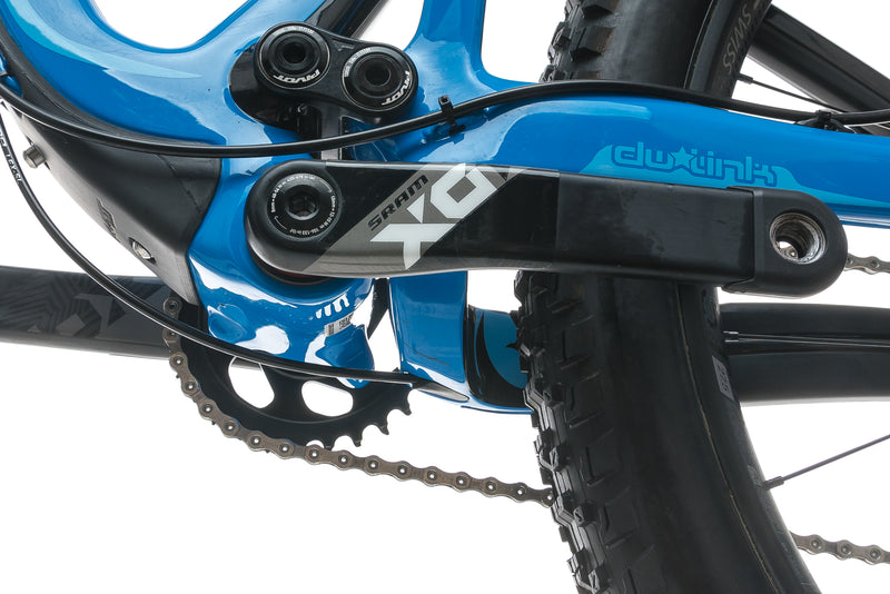 Pivot Mach 429 Trail Small Bike - 2018 detail 1