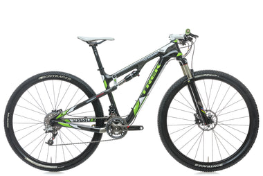 Trek Superfly 100 Team Issue 17.5in Bike - 2012