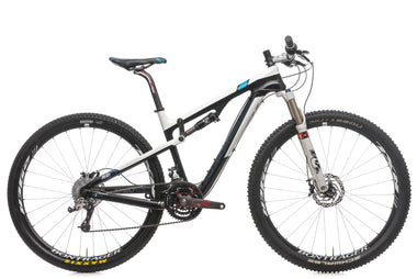 "Trek Superfly 100 Elite 17.5"" Bike - 2011"