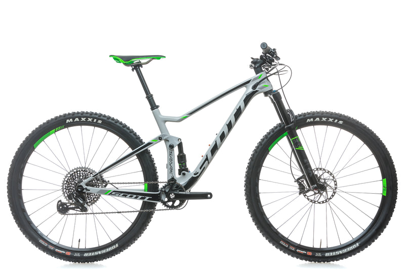 Scott Spark 900 Medium Bike - 2017 drive side