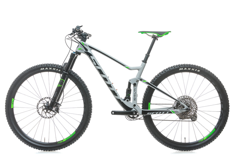 Scott Spark 900 Medium Bike - 2017 non-drive side