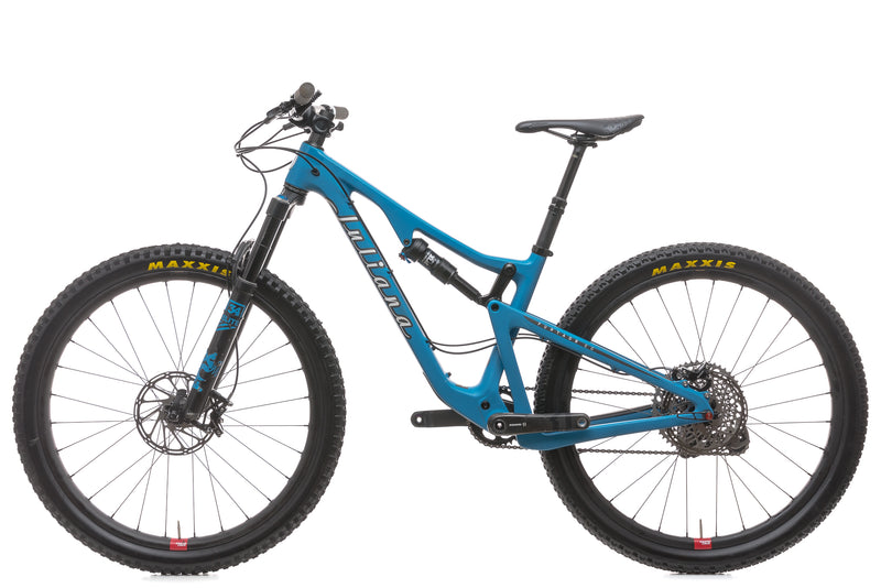Juliana Furtado 2.1 CC X-Small Womens Bike - 2018 non-drive side