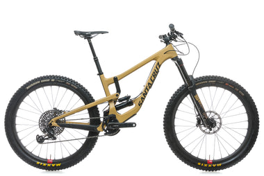 Santa Cruz Nomad 4 CC Small Bike - 2018