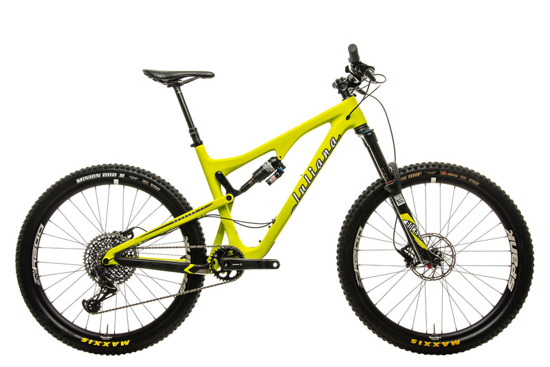 Juliana Roubion CC Womens Mountain Bike - 2017, Large drive side