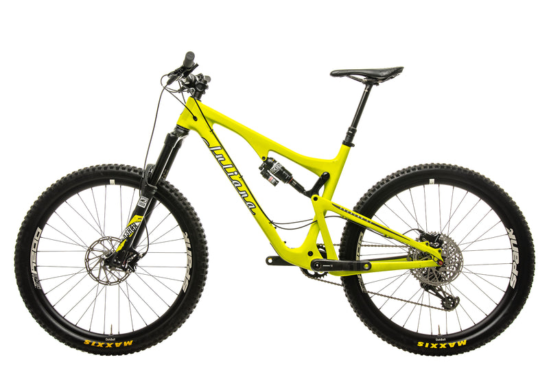 Juliana Roubion CC Womens Mountain Bike - 2017, Large non-drive side