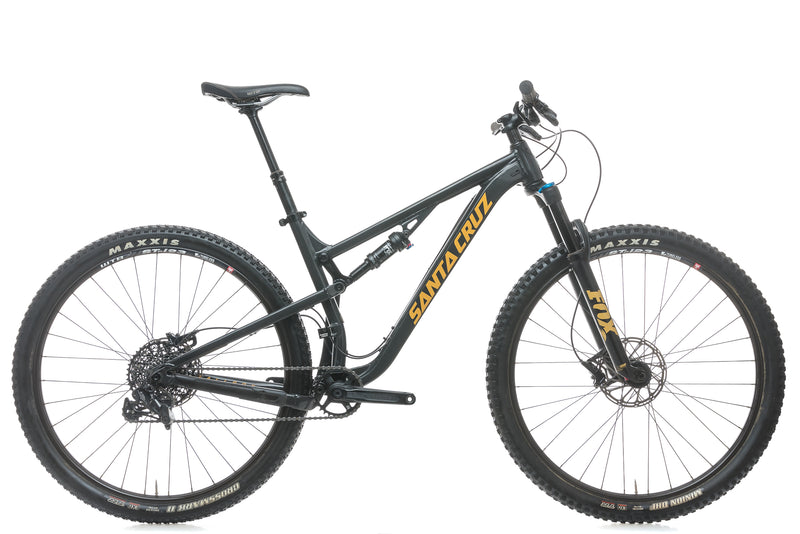 Santa Cruz Tallboy 3 AL 29 Large Bike - 2018 drive side