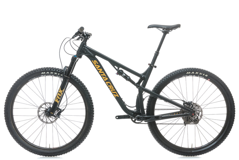 Santa Cruz Tallboy 3 AL 29 Large Bike - 2018 non-drive side