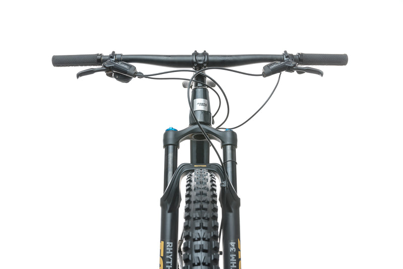 Santa Cruz Tallboy 3 AL 29 Large Bike - 2018 cockpit