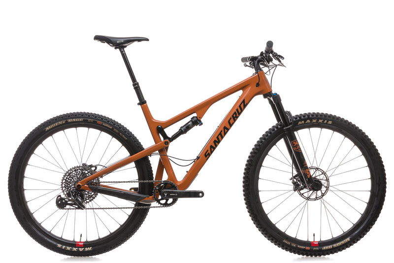 Santa Cruz Tallboy 3 CC X-Large Bike - 2018 drive side