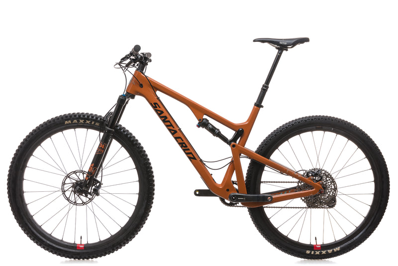 Santa Cruz Tallboy 3 CC X-Large Bike - 2018 non-drive side