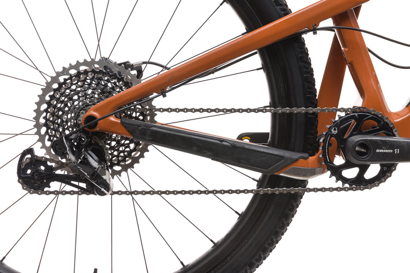Santa Cruz Tallboy 3 CC X-Large Bike - 2018 drivetrain