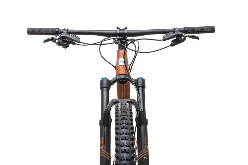 Santa Cruz Tallboy 3 CC X-Large Bike - 2018 crank