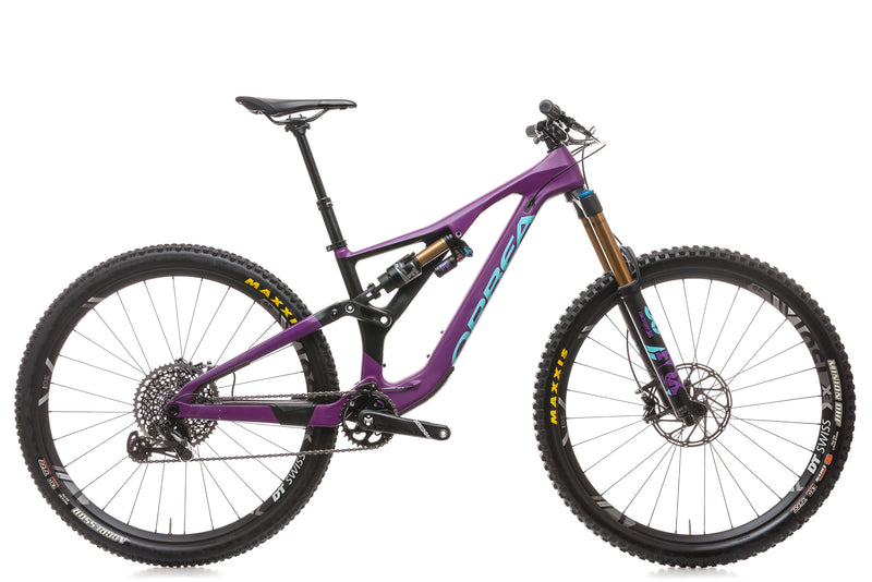 Orbea Rallon M-Team S/M Bike - 2018 drive side