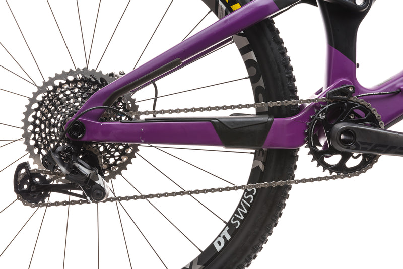 Orbea Rallon M-Team S/M Bike - 2018 drivetrain
