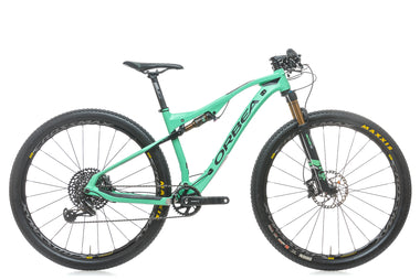Orbea OIZ M10 Medium Bike - 2018