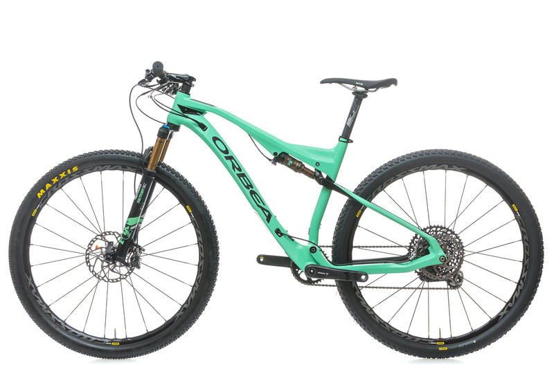 Orbea Oiz M10 Large Bike - 2018 non-drive side