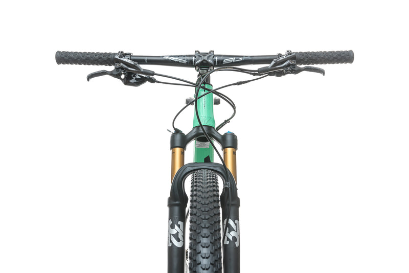 Orbea Oiz M10 Large Bike - 2018 crank