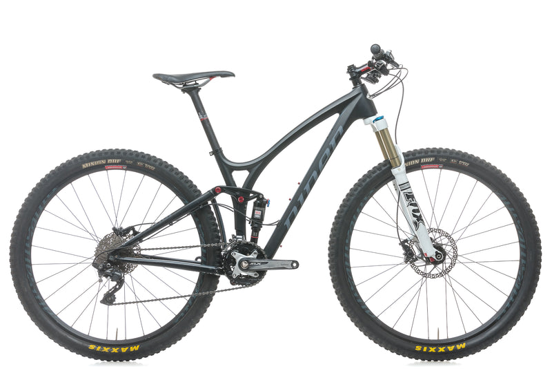 Niner Jet 9 Carbon Small Bike - 2015 drive side