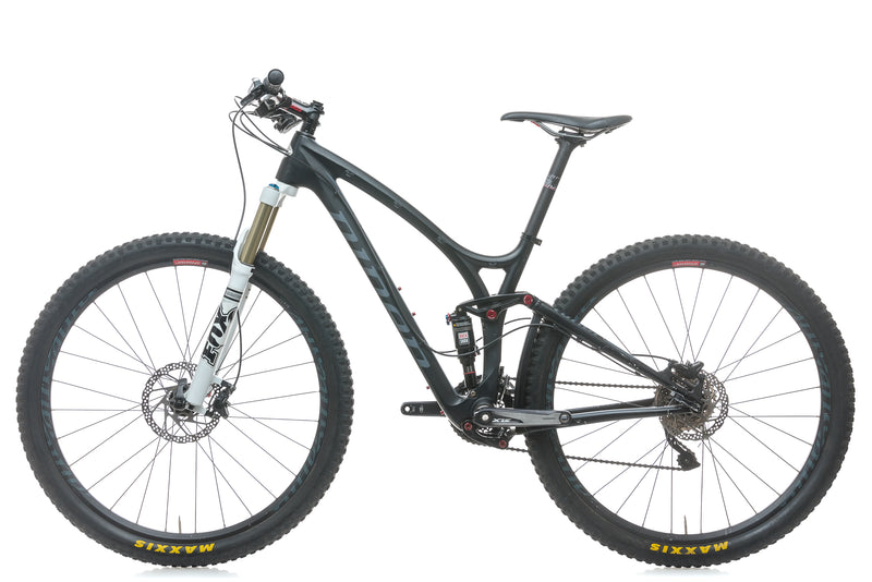 Niner Jet 9 Carbon Small Bike - 2015 non-drive side