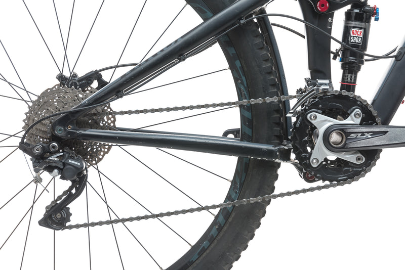 Niner Jet 9 Carbon Small Bike - 2015 drivetrain