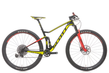 Scott Spark RC 900 World Cup Medium Bike - 2018