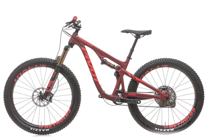 Pivot Mach Trail 29 Small Bike - 2018 non-drive side
