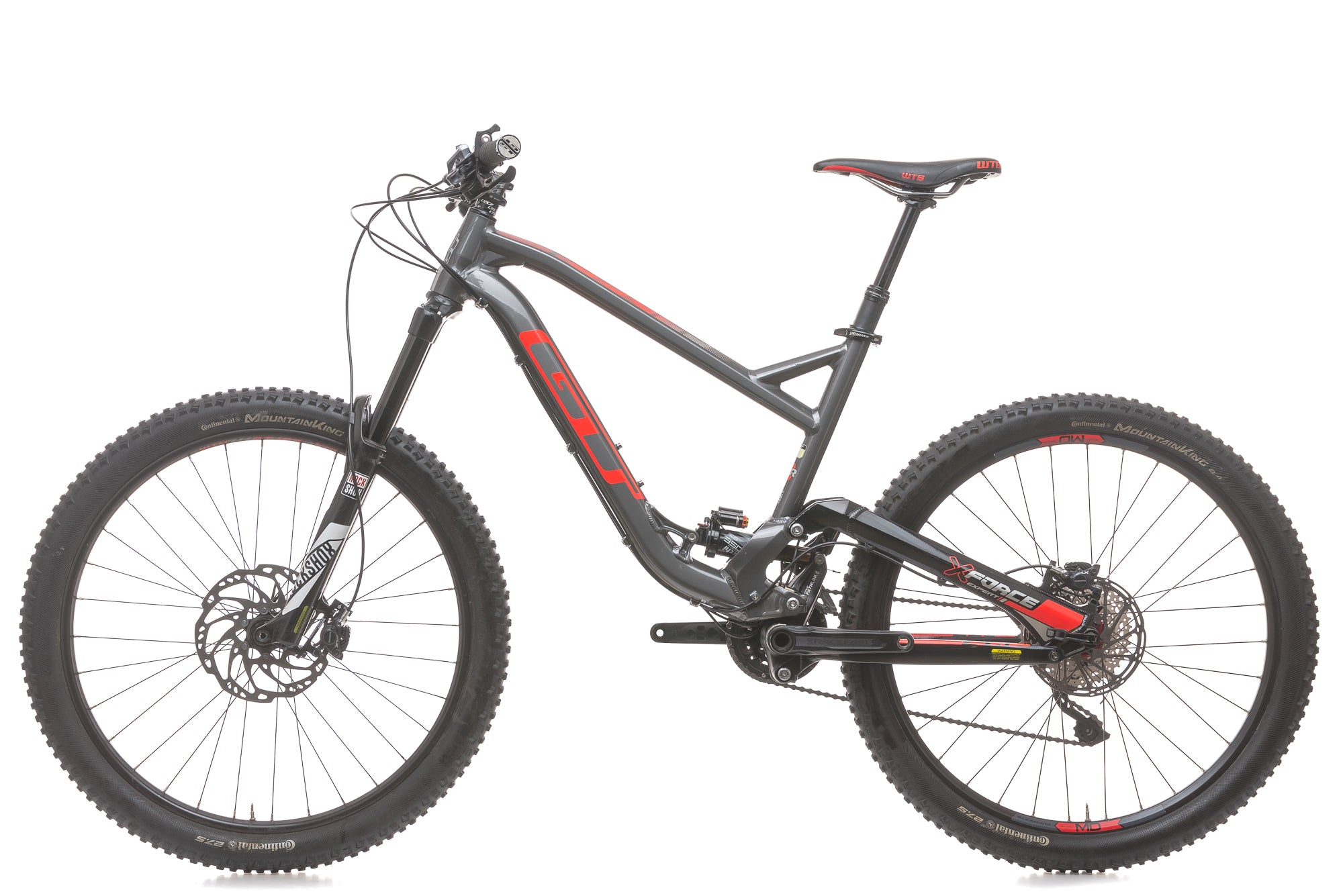 GT Force X Expert Large Bike - 2016