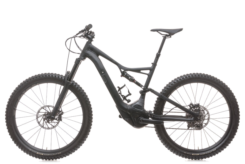Specialized Turbo Levo FSR Comp 6Fattie/29 Large E-Bike - 2018 non-drive side