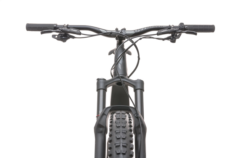 Specialized Turbo Levo FSR Comp 6Fattie/29 Large E-Bike - 2018 cockpit