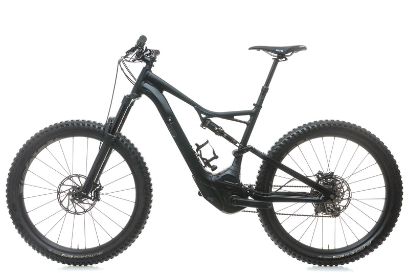 Specialized Turbo Levo FSR Comp 6Fattie/29 Large Mountain E-Bike - 2018 non-drive side