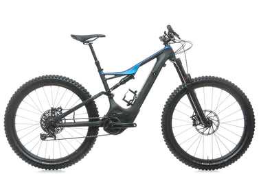 Specialized Turbo Levo FSR Comp Carbon 6Fattie/29 Medium Mountain E-Bike - 2018