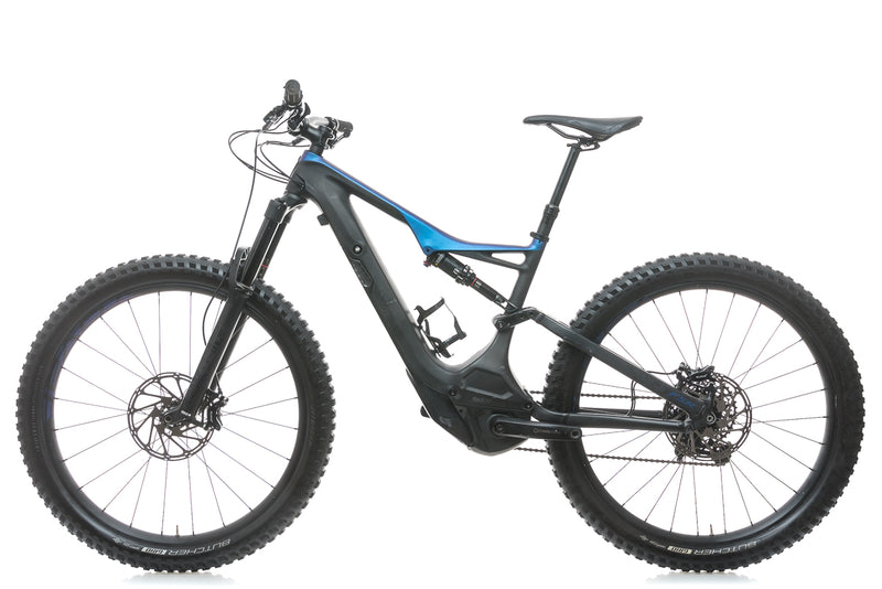 Specialized Turbo Levo FSR Comp Carbon 6Fattie/29 Medium Mountain E-Bike - 2018 non-drive side