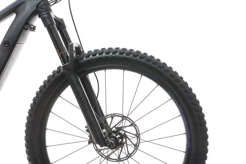 Specialized Turbo Levo FSR Comp Carbon 6Fattie/29 Medium Mountain E-Bike - 2018 front wheel