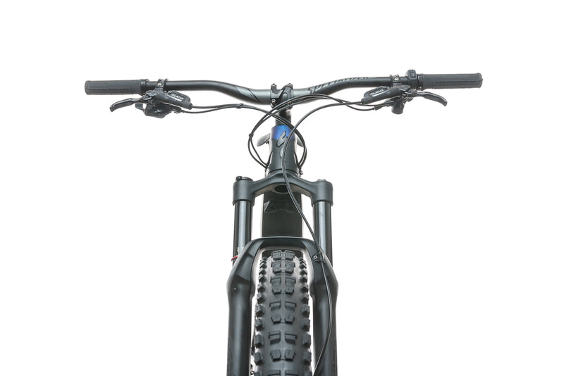 Specialized Turbo Levo FSR Comp Carbon 6Fattie/29 Medium Mountain E-Bike - 2018 cockpit