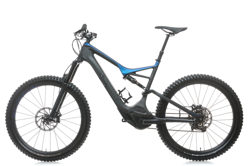 Specialized Turbo Levo FSR Comp Carbon 6Fattie/29 X-Large Bike - 2018 non-drive side