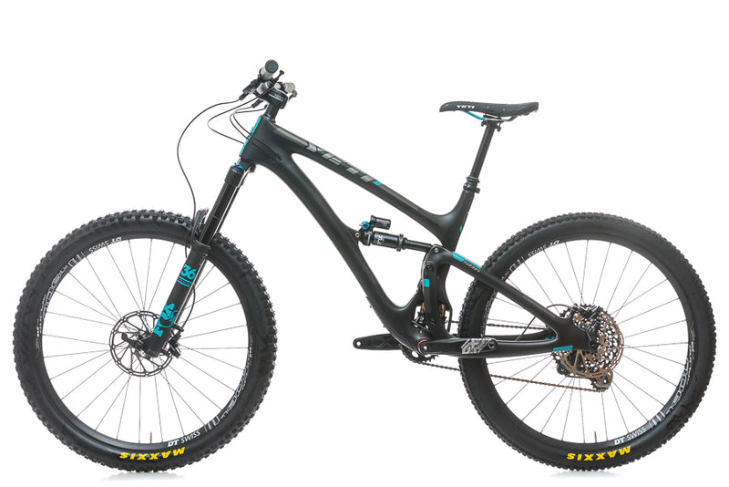Yeti SB6 Medium Bike - 2018 non-drive side