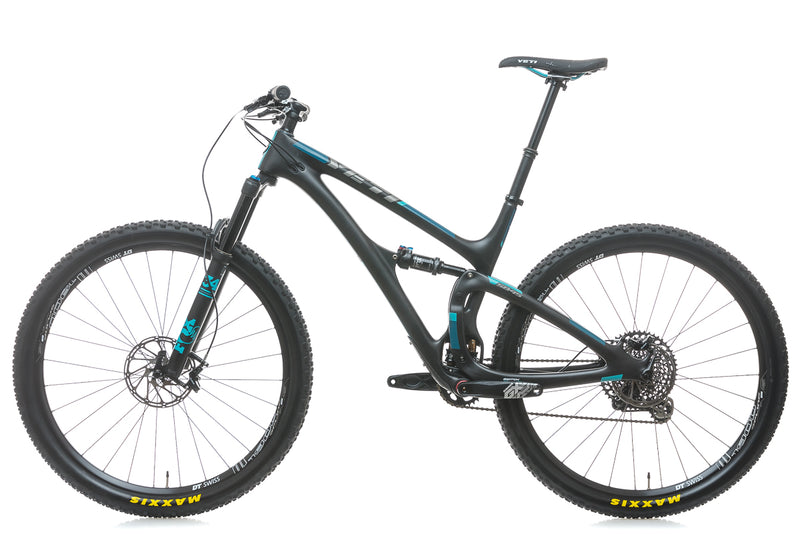 Yeti SB4.5 Large Bike - 2018 non-drive side