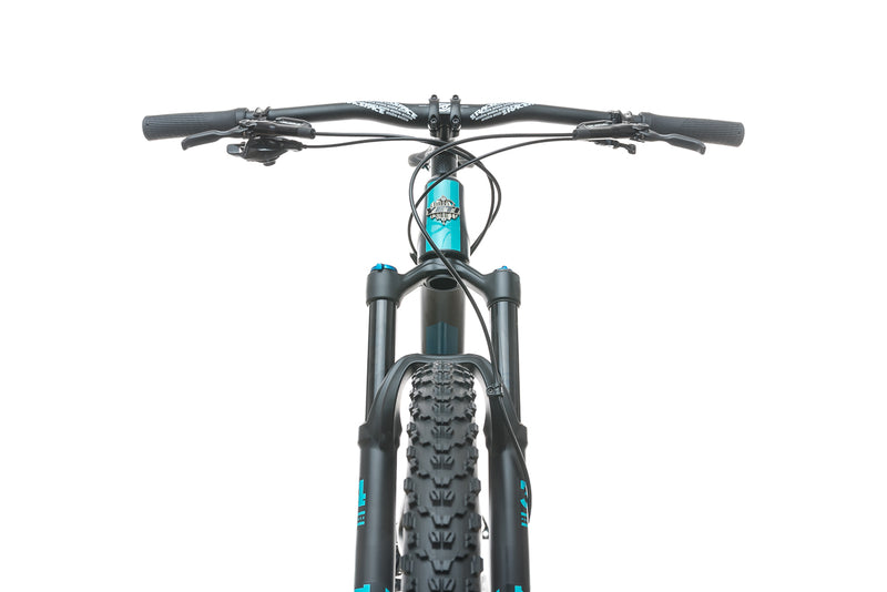 Yeti SB4.5 Large Bike - 2018 cockpit