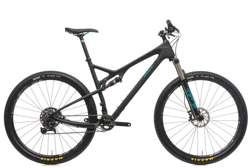 Yeti ASR X-Large Bike - 2016 drive side