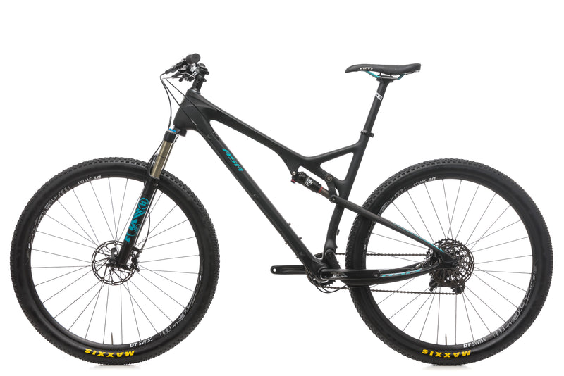 Yeti ASR X-Large Bike - 2016 non-drive side