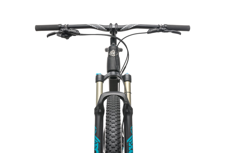Yeti ASR X-Large Bike - 2016 crank